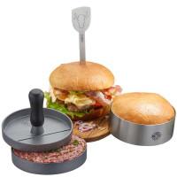 Set za pripravo hamburgerjev BBQ