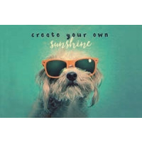 Zaščita kartic pred RFID skeniranjem, Create your sunshine