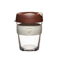 Keepcup Brew stekleni lonček Roast, 340 ml