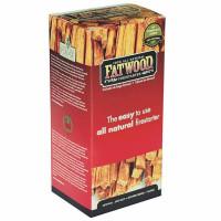 Naravne vžigalne trske za žar Fatwood, 680 g