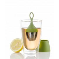 Filter za čaj Floatea, zelen