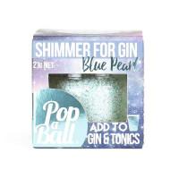 Modrikasta meglica za gin & tonic z okusom borovnice