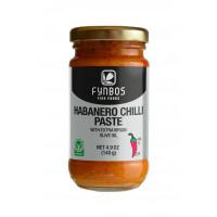 Habanero pekoča omaka