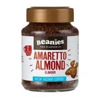 Instant kava brez kofeina z aromo mandljev