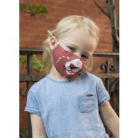 Otroška zaščitna maska, medved