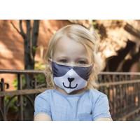 Otroška zaščitna maska, muca