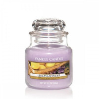 Dišeča sveča yankee candle, majhna - lemon lavender