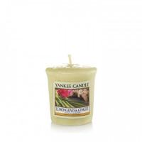 Dišeča svečka Yankee Candle - Lemongrass & Ginger