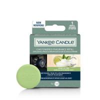 Električna dišava za avto Yankee Candle polnilo - Vanilla Lime