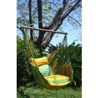 Viseči stol 130 x 127cm Kuna Yala, zelen