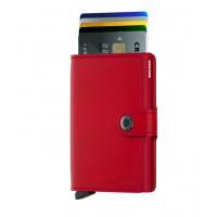 Denarnica Miniwallet Original, rdeča