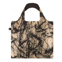 LOQI zložljiva vrečka Jackson Pollock, Number 32