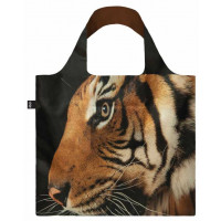 LOQI zložljiva vrečka National Geographic, Malayan Tiger