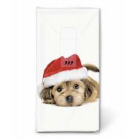 Papirnati robčki, kuža Božiček