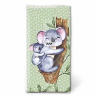 Papirnati robčki, mama koala