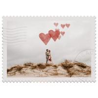 Čestitka – kartica, Love Couple