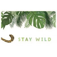 Zaščita kartic pred RFID skeniranjem, Stay Wild
