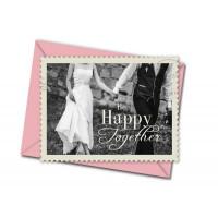 Čestitka v kuverti, Happy Together