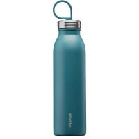 Kovinska steklenička za vodo Chilled z vakuumsko izolacijo, modra