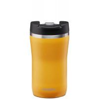 Termo lonček Cafe Leak-Lock z vakuumsko izolacijo 0,25 l, rumen