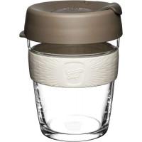 Keepcup Brew stekleni lonček Tasting Notes Latte, 340 ml