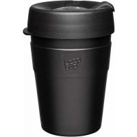 Keepcup kovinski termo lonček Thermal Black, 340 ml