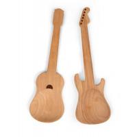 Lesene mešalke Guitar Spoons