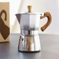 Kafetiera Venezia za 6 skodelic kave primerna za indukcijo, aluminij