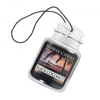 Dišava za avto Yankee Candle - Black Coconut