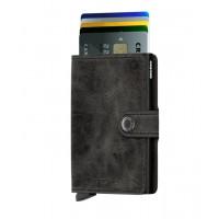 Denarnica Miniwallet Original, vintage črna