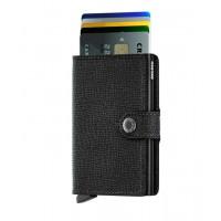 Denarnica Miniwallet Original, Crisple črna