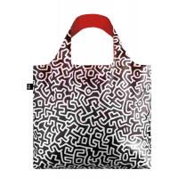 LOQI zložljiva vrečka Keith Haring, Untitled