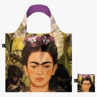LOQI zložljiva vrečka Frida Kahlo, Recycled