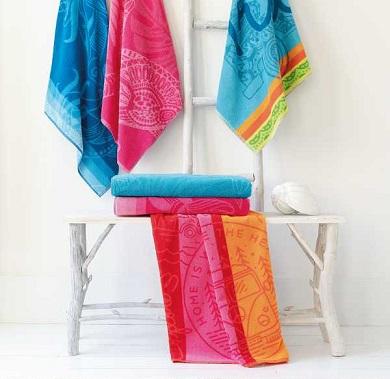 Brisače za na plažo: 40 % ceneje